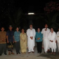 Klungkung's Ashram Gandi Puri Celebrates Mother's Day with Anand Krishna